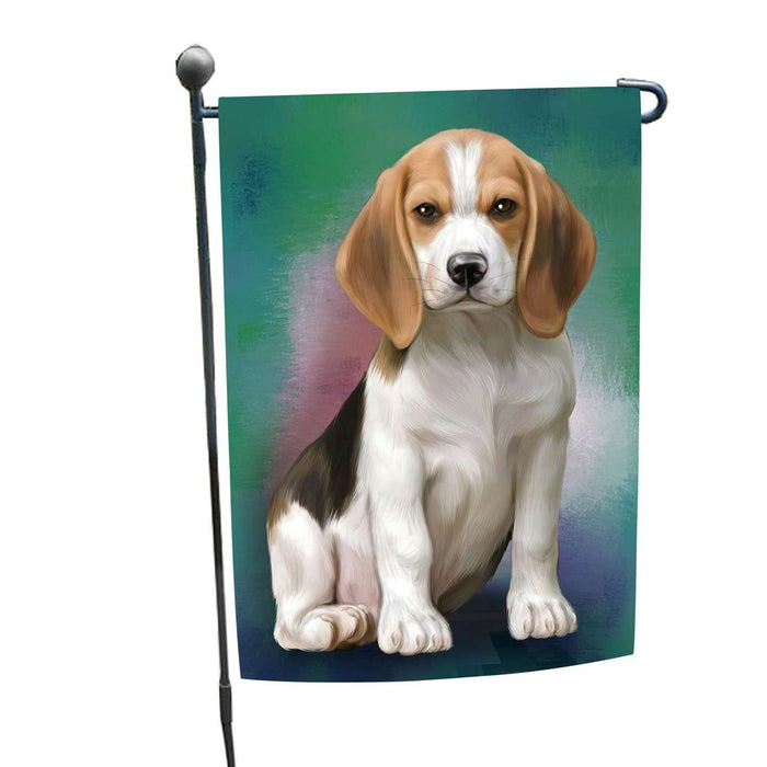 Beagle Dog Garden Flag