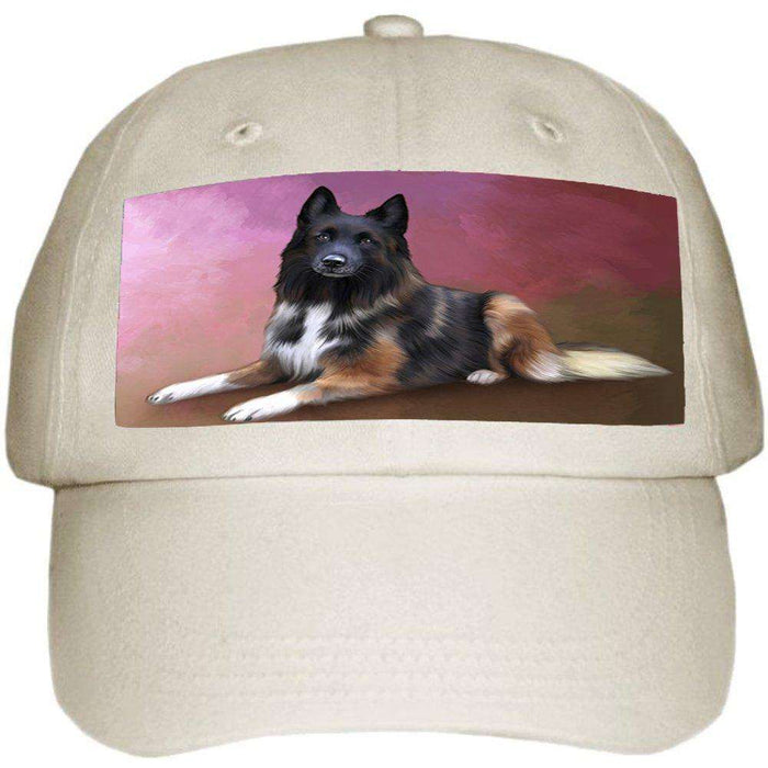 Belgian Tervuren Dog Ball Hat Cap