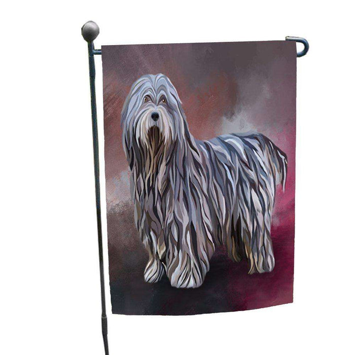 Bergamasco Pastori Dog Garden Flag