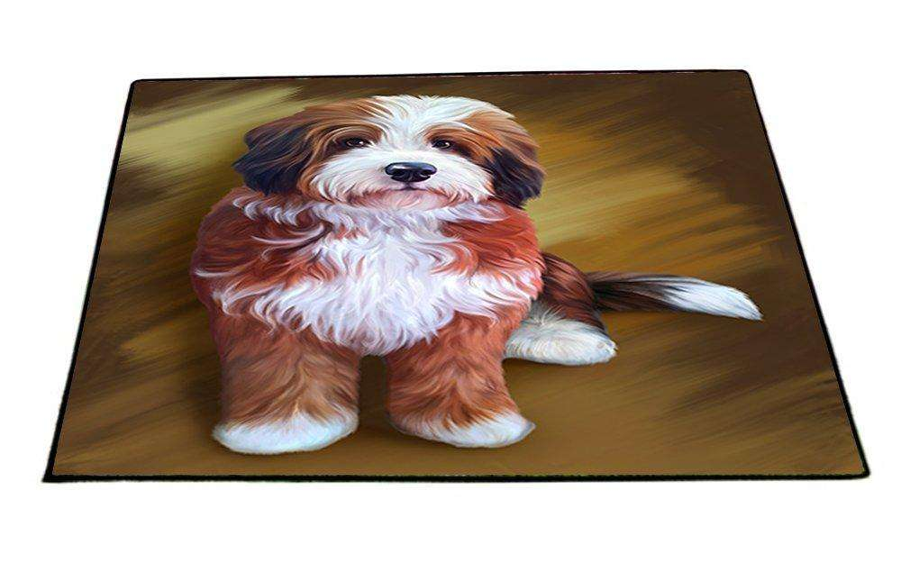 Bernedoodle Dog Indoor/Outdoor Floormat