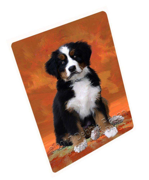 "Bernese Mountain Dog Magnet Mini (3.5"" x 2"") MG081"