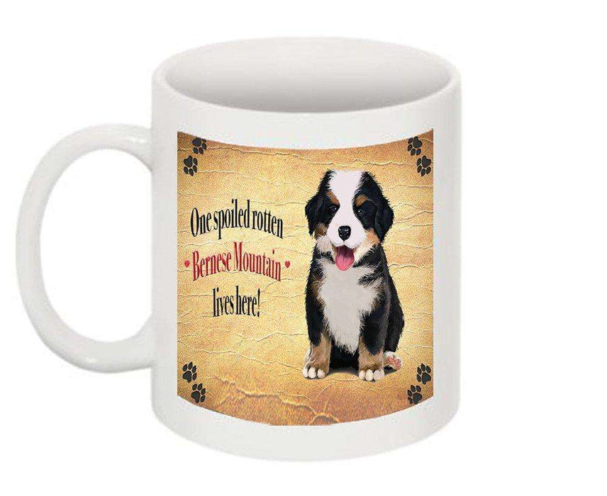 Bernese Mountain Spoiled Rotten Dog Mug