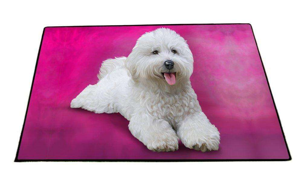 Bichon Frise Dog Indoor/Outdoor Floormat