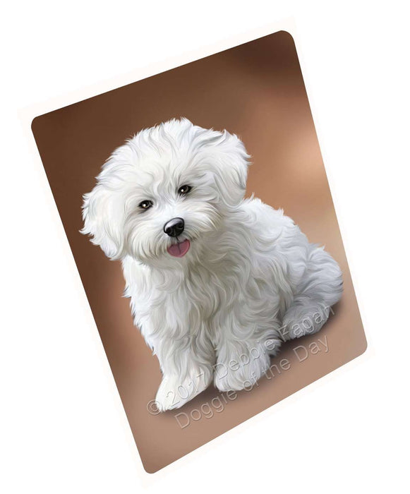 "Bichon Frise Dog Magnet Mini (3.5"" x 2"")"