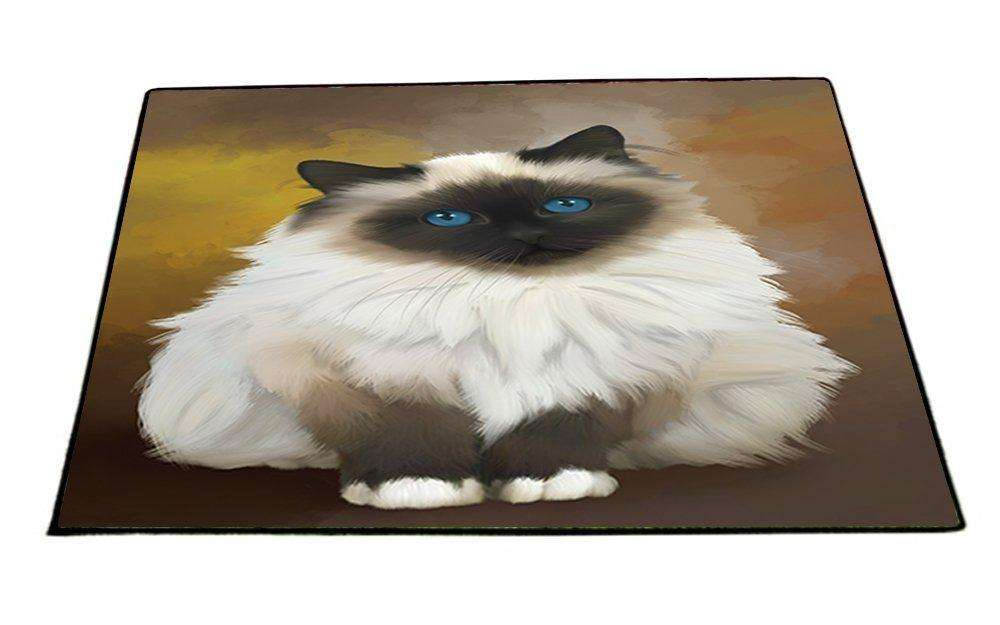 Birman Cat Indoor/Outdoor Floormat