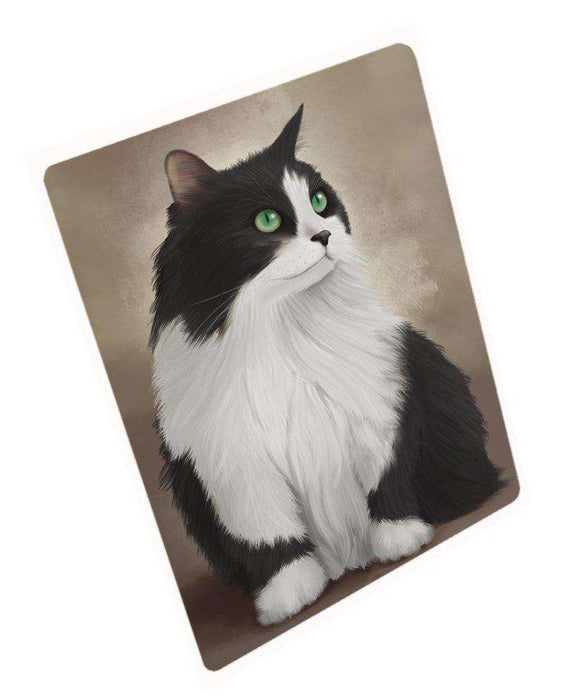 Black And White Persian Cat Mousepad