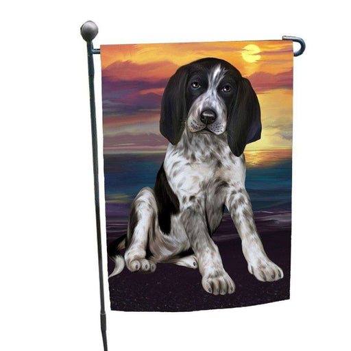 Bluetick Coonhound Dog Garden Flag GF255