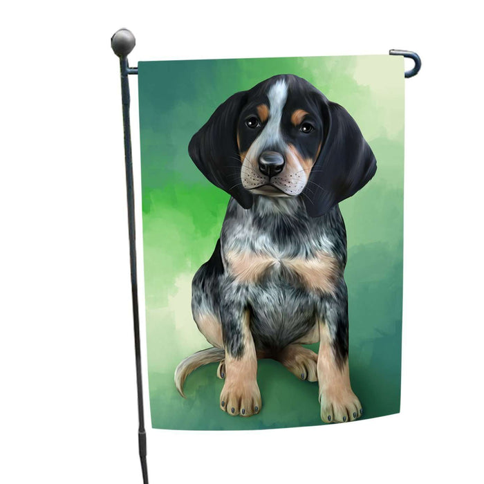 Bluetick Coonhound Dog Garden Flag
