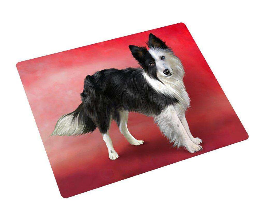 Border Collie Dog Mousepad