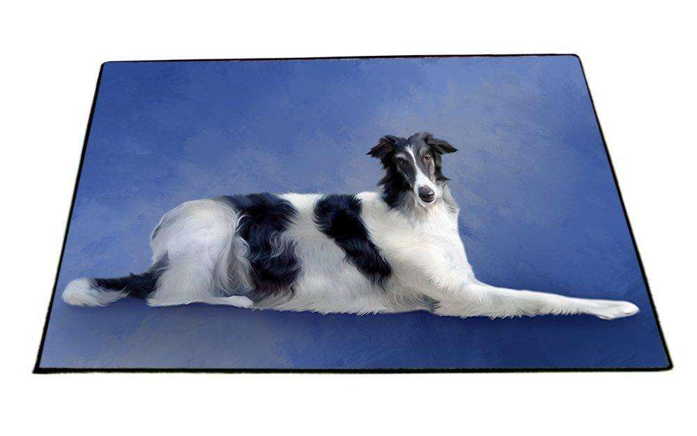 Borzois Dog Indoor/Outdoor Floormat D083