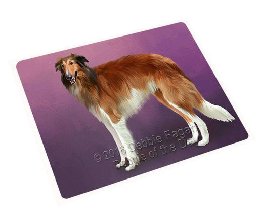 "Borzois Dog Magnet Small (5.5"" x 4.25"") mg024"