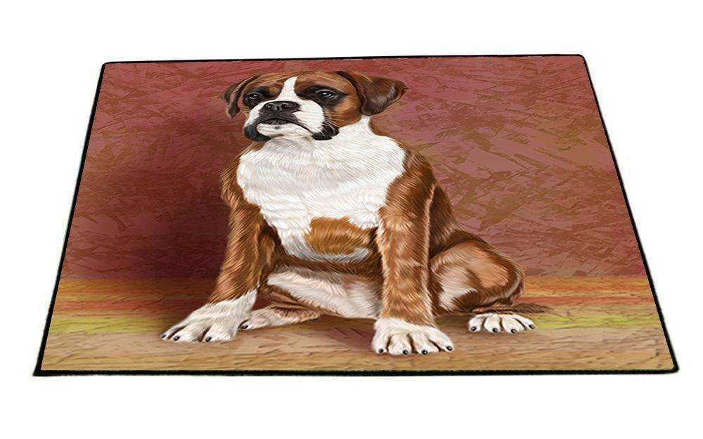 Boxer Dog Indoor/Outdoor Floormat