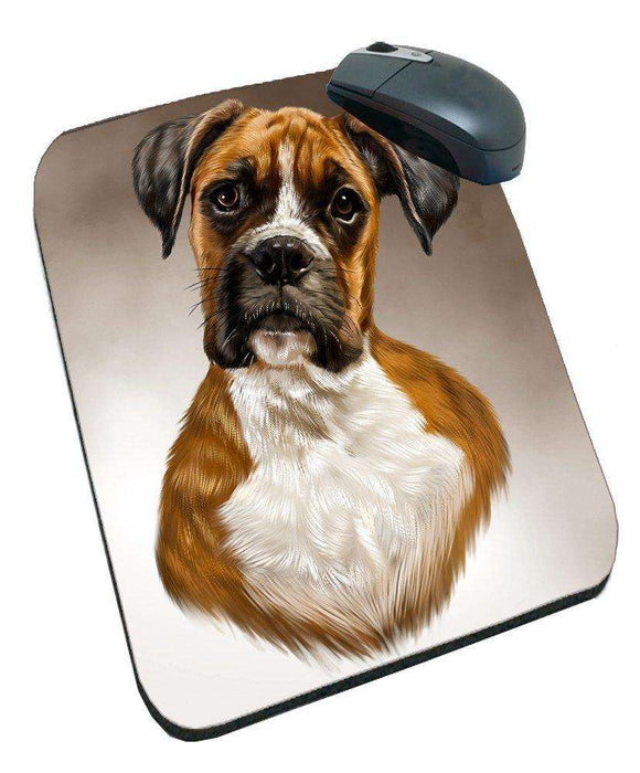 Boxer Dog Mousepad