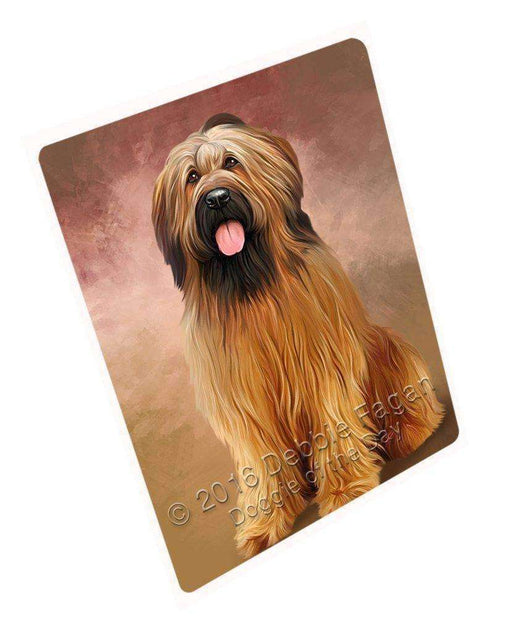 "Briards Dog Magnet Small (5.5"" x 4.25"")"