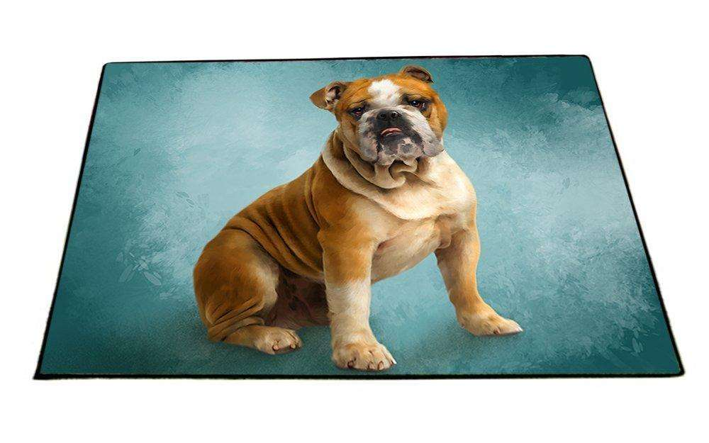 Bulldogs Dog Indoor/Outdoor Floormat D121