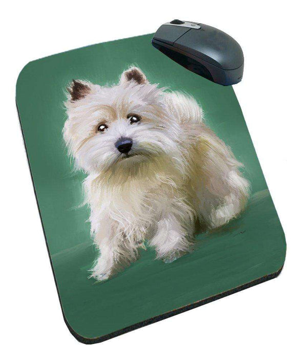 Cairn Terrier Dog Mousepad