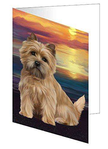 Cairn Terriers Dog Greeting Card