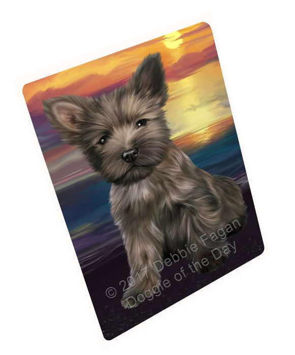 Cairn Terriers Dog Magnet