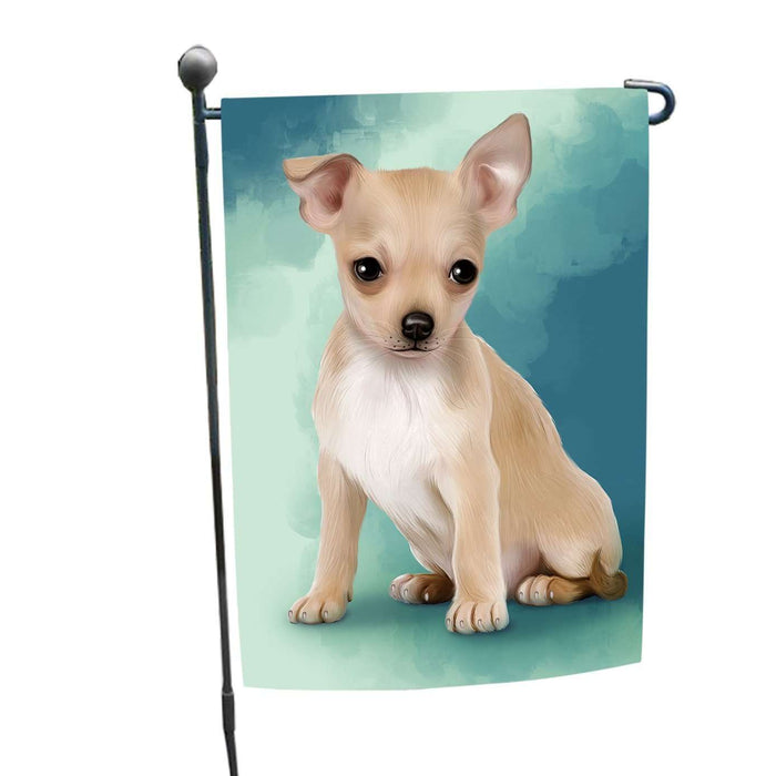 Chihuahua Dog Garden Flag