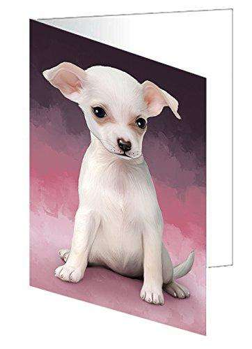Chihuahua Dog Note Card