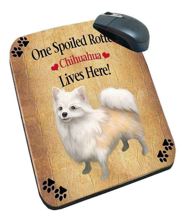 Chihuahua Spoiled Rotten Dog Mousepad
