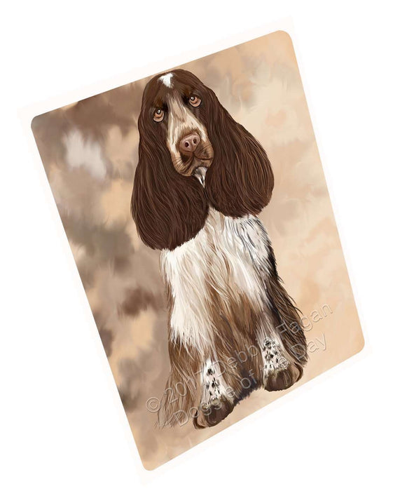 "Cocker Spaniel Dog Magnet Mini (3.5"" x 2"")"