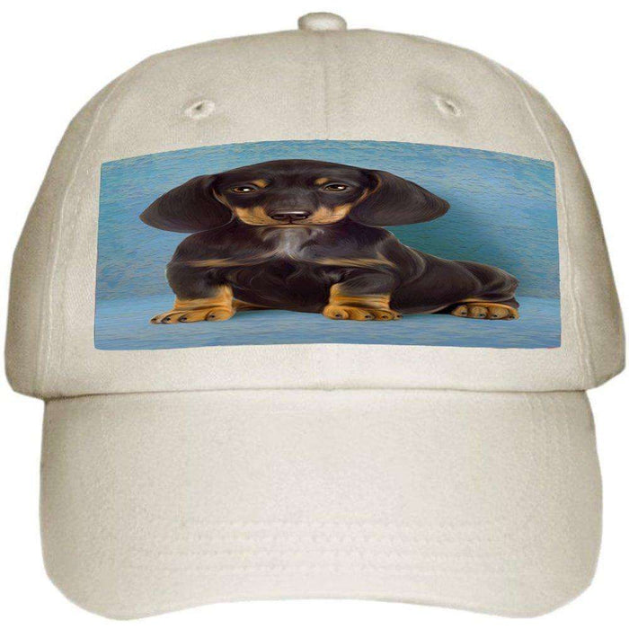 Dachshund Dog Ball Hat Cap