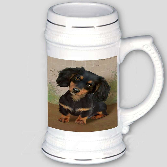 Dachshund Dog Beer Stein