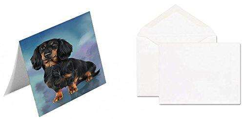 Dachshund Dog Greeting Card