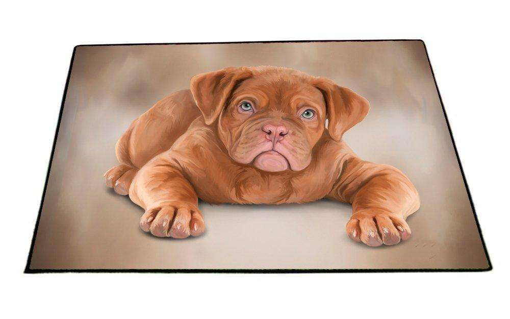 Dogue De Bordeaux Dog Indoor/Outdoor Floormat D016