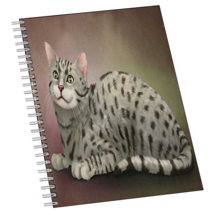 Egyptian Mau Cat Notebook
