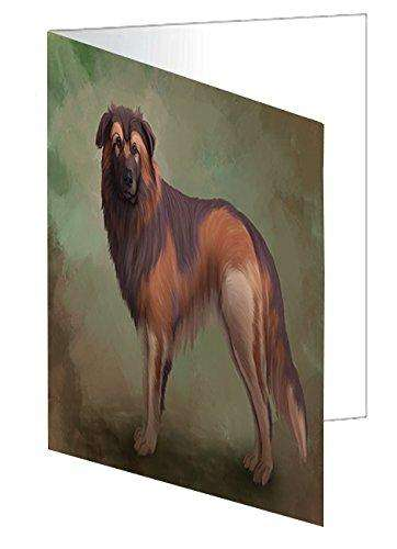 Estrela Mountain Dog Greeting Card