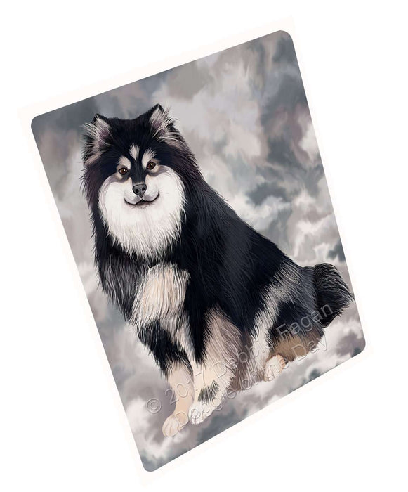 Finnish Lapphund Dog Magnet