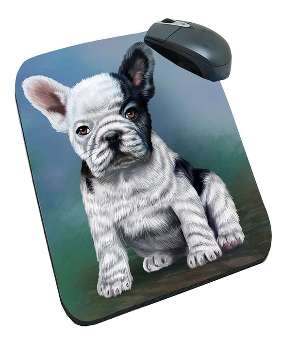 French Bulldogs Puppy Dog Mousepad