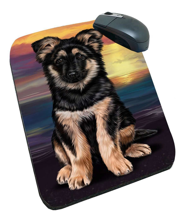 German Shepherd Dog Mousepad
