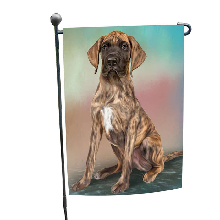 Great Dane Dog Garden Flag