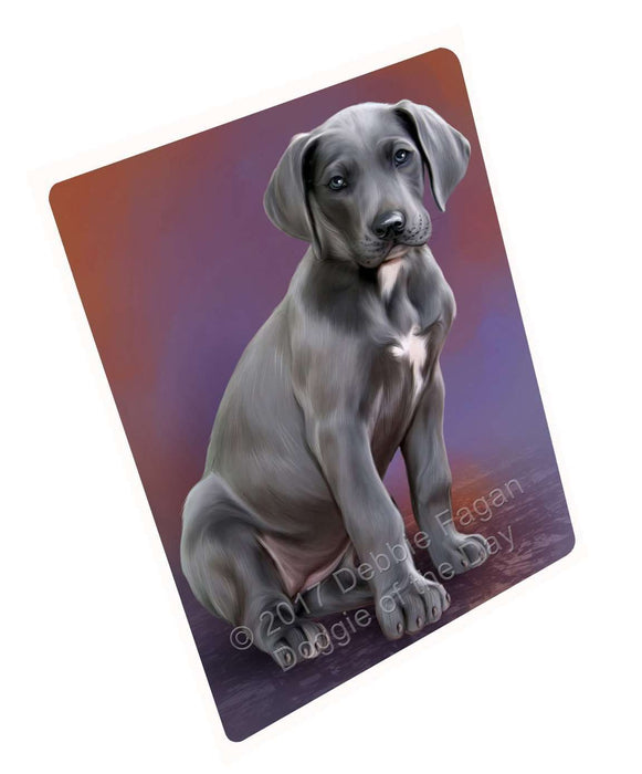 Great Dane Dog Magnet