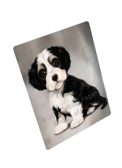 Havanese Dog Art Portrait Print Woven Throw Sherpa Plush Fleece Blanket D029