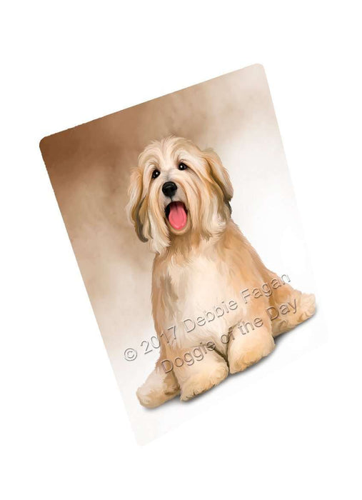 Havanese Dog Art Portrait Print Woven Throw Sherpa Plush Fleece Blanket D030