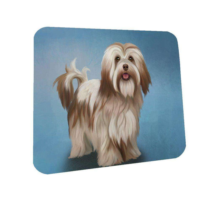 Havanese Dog Coasters Set of 4