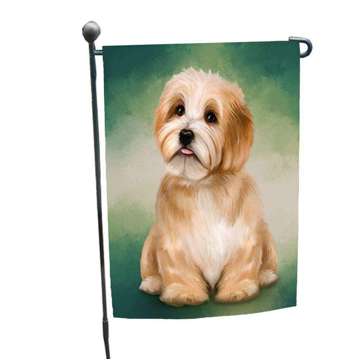 Havanese Dog Garden Flag