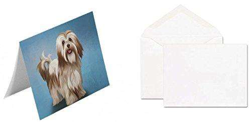 Havanese Dog Note Card