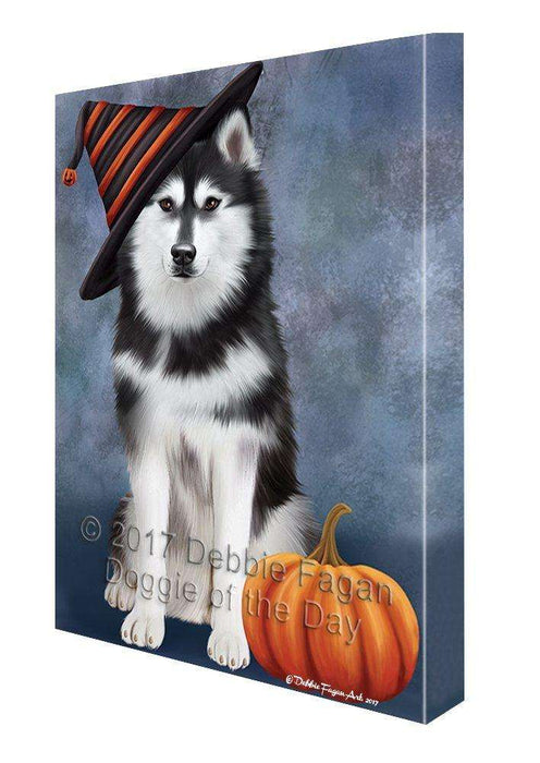 Husky Dog Canvas Wall Art CV247