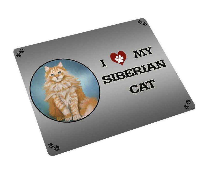 I love My Siberian Cat Art Portrait Print Woven Throw Sherpa Plush Fleece Blanket D230