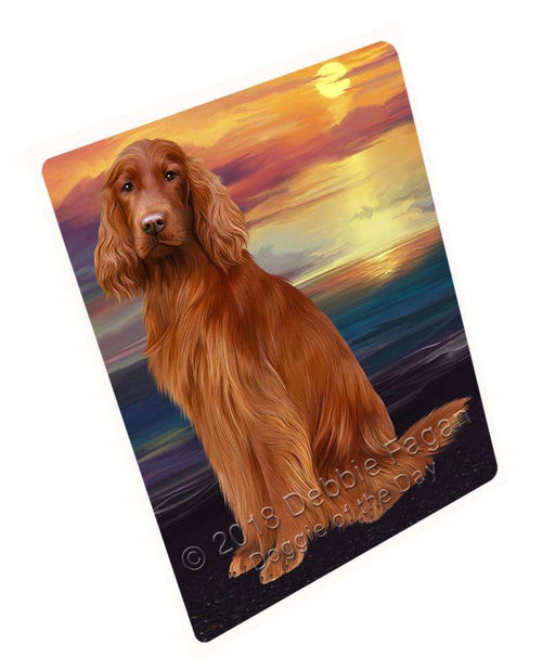 Irish Setter Dog Cutting Board C62790