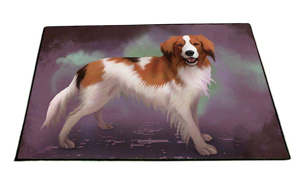 Kooikerhondje Dog Indoor/Outdoor Floormat