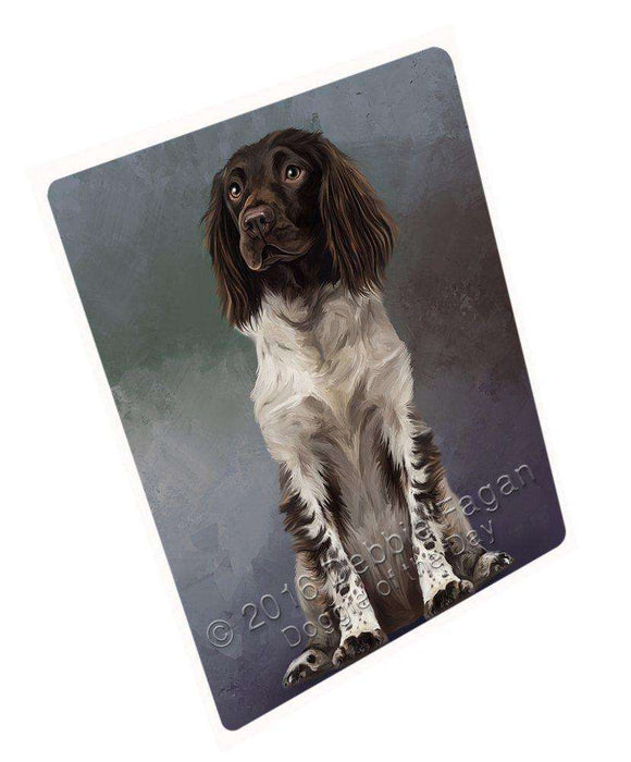 "Munsterlander Dog Magnet Mini (3.5"" x 2"") MG057"