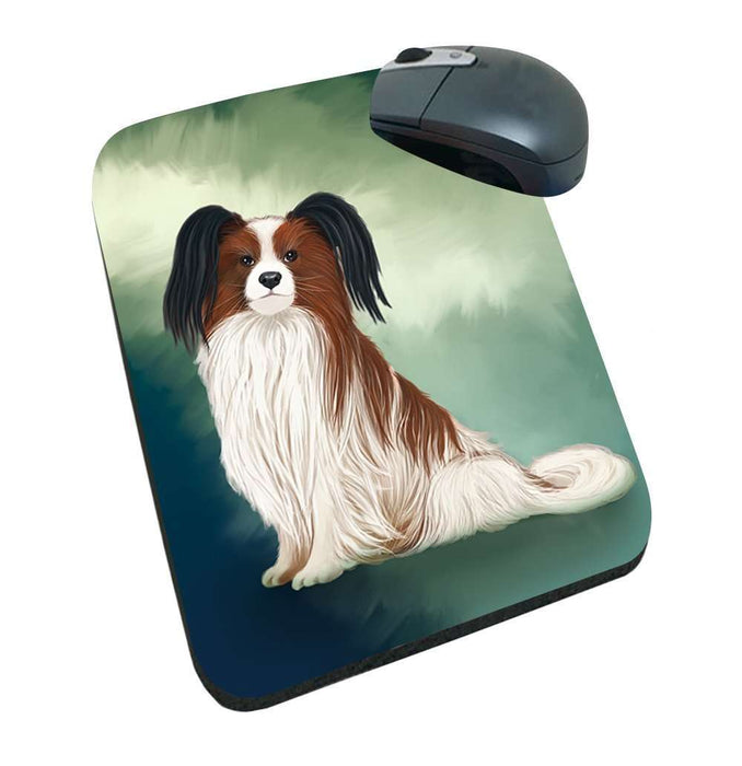 Papillion Dog Mousepad