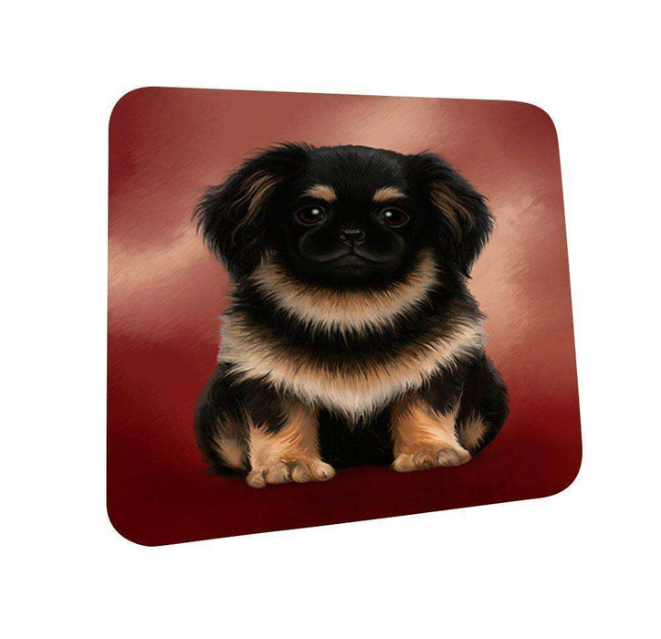 Pekingese Dog Coasters Set of 4 CST48013