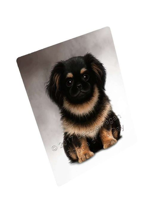 "Pekingese Dog Magnet Mini (3.5"" x 2"") MG007"
